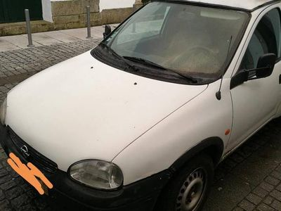 brugt Opel Combo 1.7 isuzu
