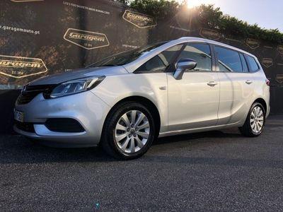 usado Opel Zafira 1.6 CDTi Dynamic 136cv 7L