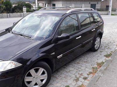 gebraucht Renault Mégane Break