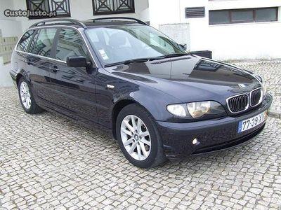 usado BMW 320 carrinha c/Gps