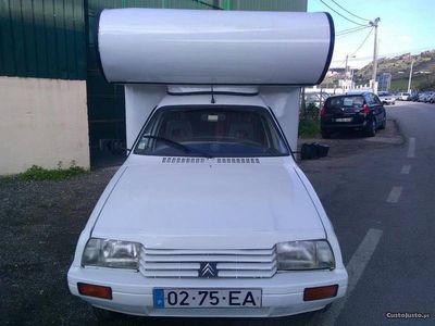 usado Citroën C15 1.9DAuto caravana