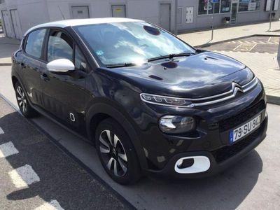 usado Citroën C3 1.6 bluehdi exclusive