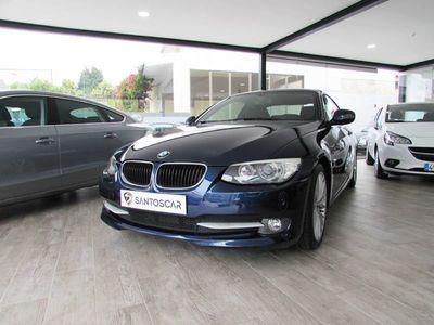 usado BMW 320 d Coupe
