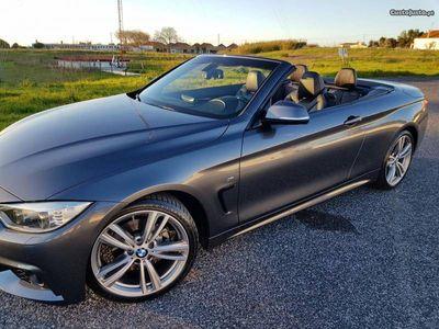 usado BMW 420 Cabrio Pack M