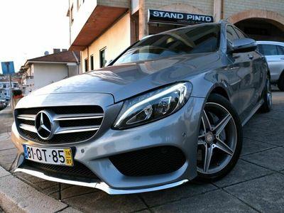 usado Mercedes C300 Hybrid AMG