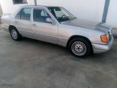 brugt Mercedes 250 2.5d