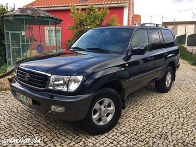usado Toyota Land Cruiser HDJhdj 100