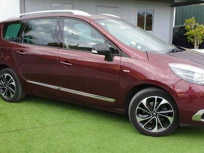 brugt Renault Grand Scénic 1.5dci EDIÇÃO BOSE
