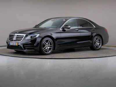 usado Mercedes S400 S-Klassed 4-Matic 2