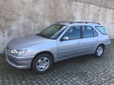 usado Peugeot 306 Break exclusive