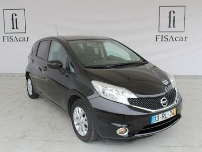 used Nissan Note 1.2