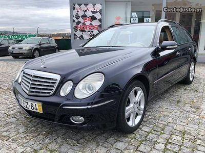 usado Mercedes E320 CDi St Avantgarde