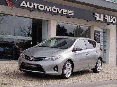 usado Toyota Auris 1.4 D-4D Comfort 5p