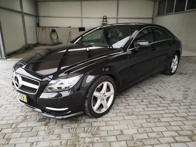 usado Mercedes CLS350 AMG