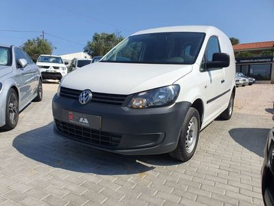 usado VW Caddy 1.6 TDI