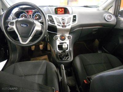 usado Ford Fiesta 1.4 TDCi Titanium 104g