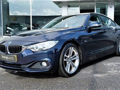 usado BMW 418 L.Sport Auto