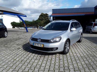 usado VW Golf 1.6 TDi 105cv