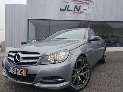 usado Mercedes C220 CDi BE