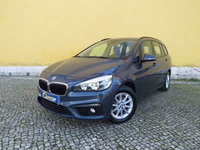 usado BMW 216 Gran Tourer D Business 7 Lug