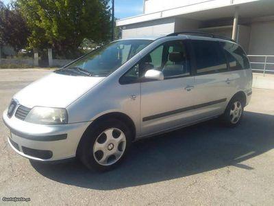 used Seat Alhambra 1.9TDi 7Lug 115cv