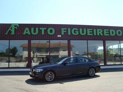 usado BMW 520 D Berlina Pack M Cx. Automática