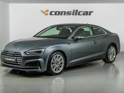 usado Audi A5 2.0TDI Coupe Automático S-Line Navigator