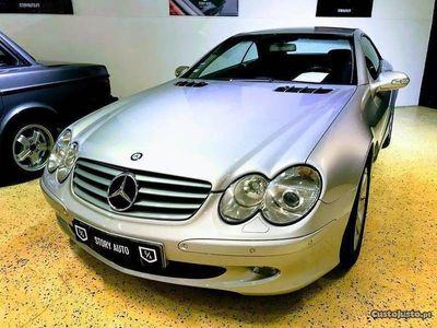 usado Mercedes SL500 Cabrio/Coupe