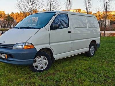 usado Toyota HiAce 2.5 D