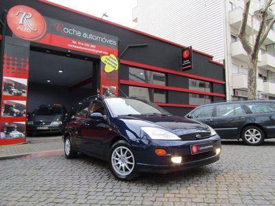 usado Ford Focus SW 1.8 TDDi 90cv Impecável