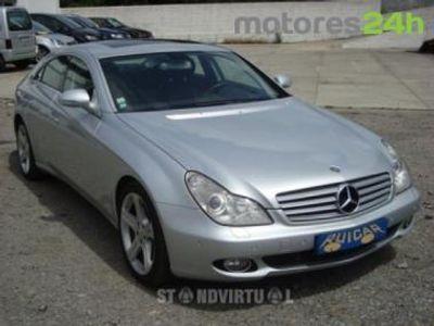 usado Mercedes CLS320 CDI FULL EXTRAS