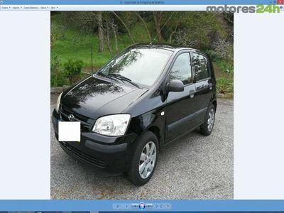 usado Hyundai Getz 1.5 CRDi Euro 2004