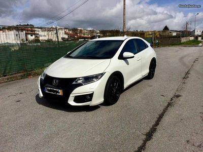 gebraucht Honda Civic 1.6 D sport