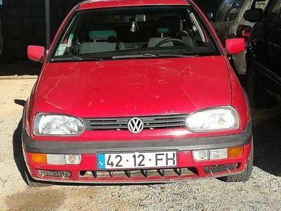 brugt VW Golf 1.9 td