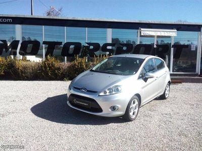 usado Ford Fiesta 1.4 Tdci Titanium -