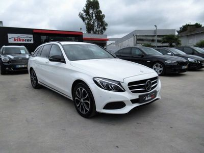 used Mercedes C220 d Avantgarde Pack Night
