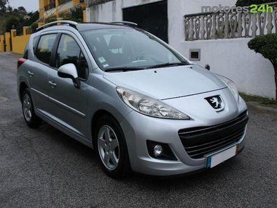 usado Peugeot 207 Outdoor SW 1.6 HDi FAP