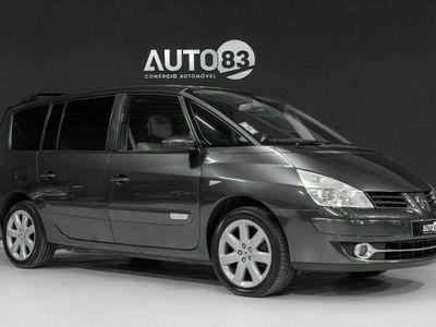usado Renault Grand Espace 2.0 dCi Luxe 7L