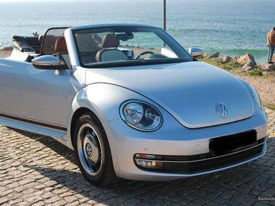 usado VW Beetle NewCabriolet Cup