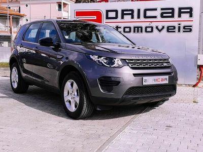 usado Land Rover Discovery Sport 2.0 ED4