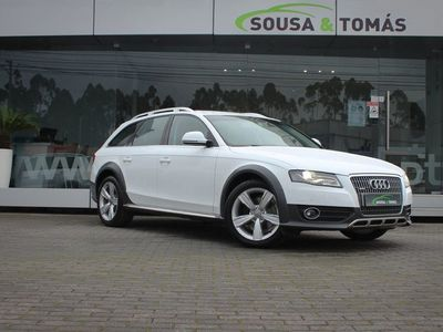 usado Audi A4 Allroad 2.0 TDi quattro (170cv) (5p)