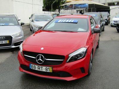 usado Mercedes A180 1.5 CDI ACTIVITY EDITION