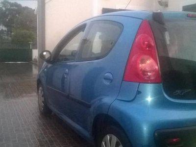 usado Peugeot 107 1.0cc -