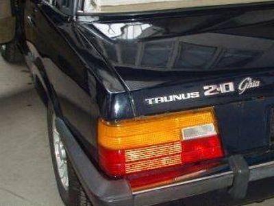 usado Ford Taunus Ghia