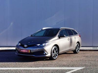 usado Toyota Auris Touring Sports Auris 1.4D Comfort + Techno + Pack Sport