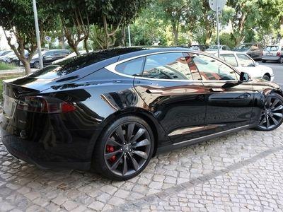 gebraucht Tesla Model S P85D (700cv) (5p)