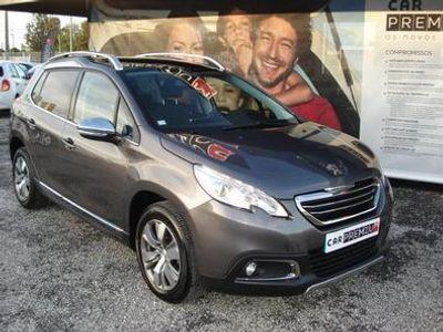 usado Peugeot 2008 1.6 HDI 92cv Allure