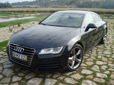 usado Audi A7 3.0 TDi V6 Multitronic