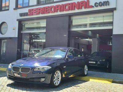 usado BMW 520 D AUTO EXECUTIVE NACIONAL
