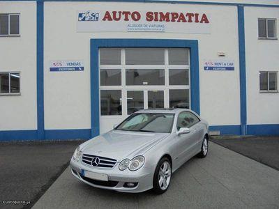 usado Mercedes CLK220 CDI Avantgarde 150cv